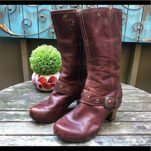 DANSKO rylan studded Clogs boots size 38